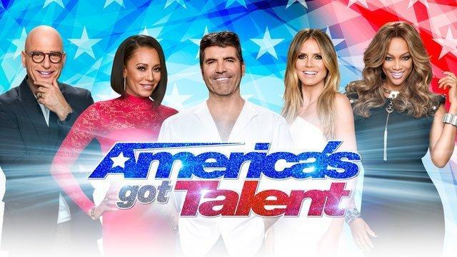 America's Got Talent Cover