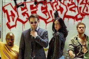 Netflix Marvel Defenders
