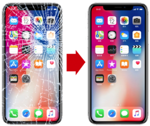 Replace or repair your cell phone