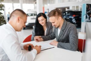 How to best negotiate your way into a new car