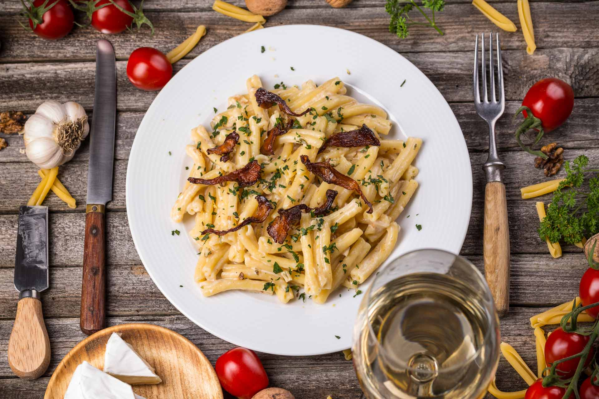 What Are The Health Benefits of Pasta?