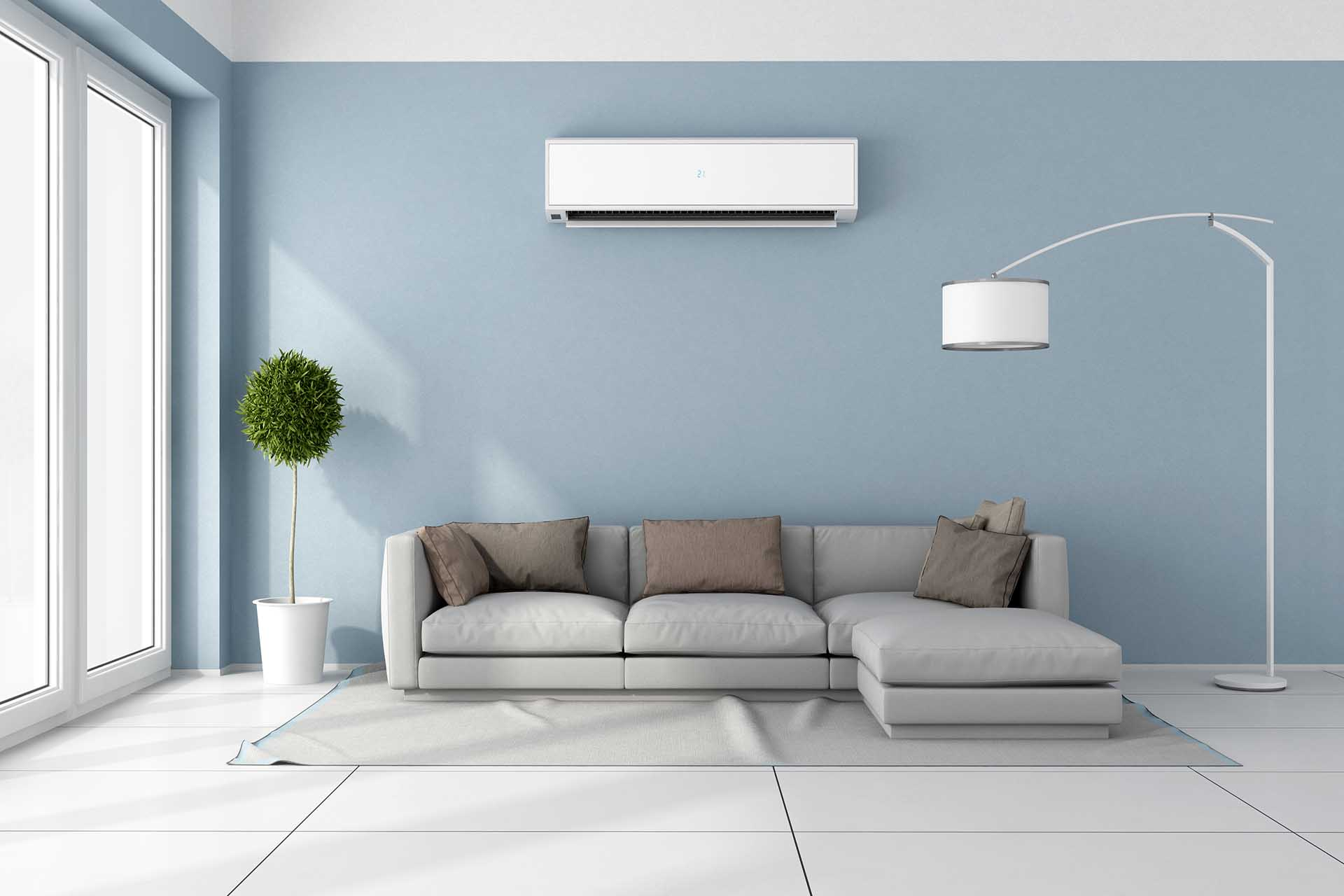 What are the Benefits of Ductless Air Conditioning?