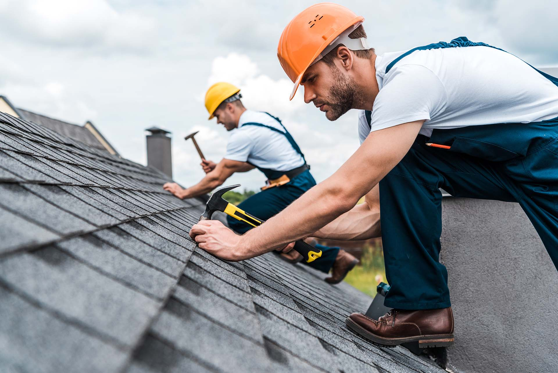 When should you repair a roof?