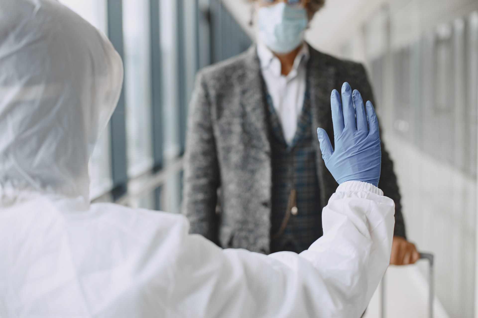 What Are The 5 Standard Precautions For Infection Control?
